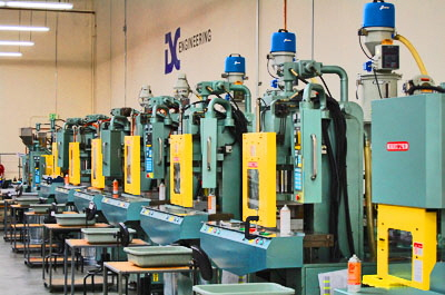 Cable Molding Machines